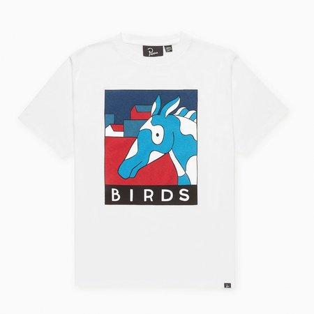BY PARRA Horse T-Shirt - White