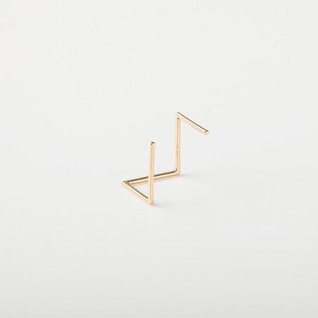 Shihara Post Earring 403