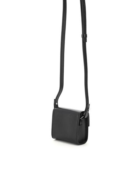 GCDS Shoulder Bag - Black