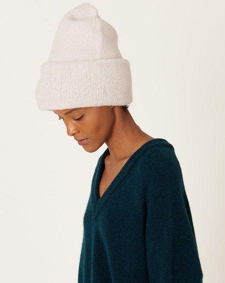 Lauren Manoogian Carpenter Hat - Plaster