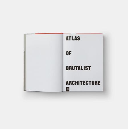 Prism Atlas of Brutalist Architecture Book