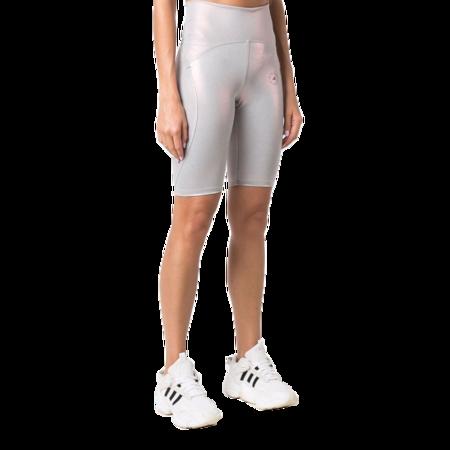 adidas by Stella McCartney Cycling Shorts - Shiny Grey