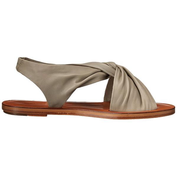 10 Crosby Pell Twist Strap Sandal