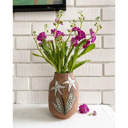 Erina Pearl Botanical Twins Vase