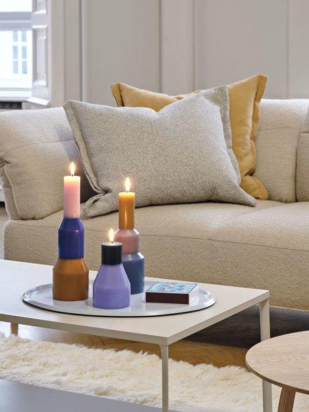 Hay Vela Pillar Candle - Mint