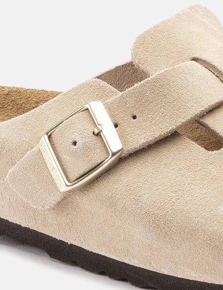 Birkenstock Boston Suede SFB sandals - Beige