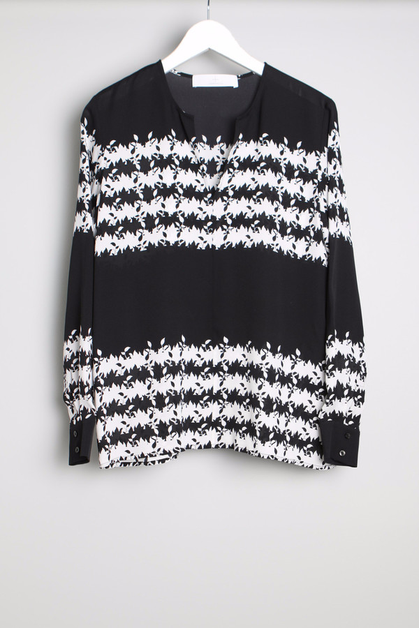 Thakoon Addition Slit Front Top