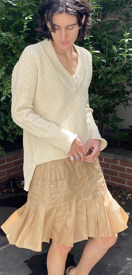Vintage Sonia Rykiel Tennis Sweater