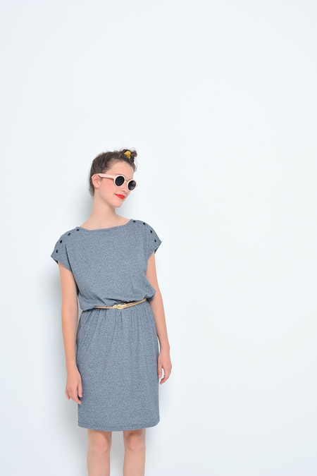 Des Petits Hauts Juliette Patterned Dress