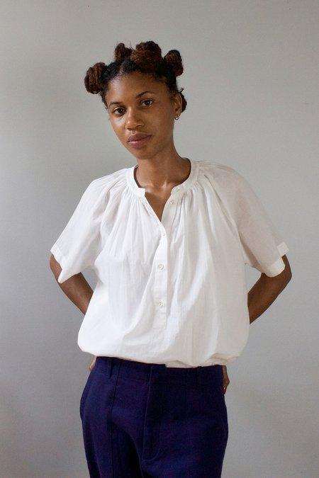 M.PATMOS Perry Shirt - White