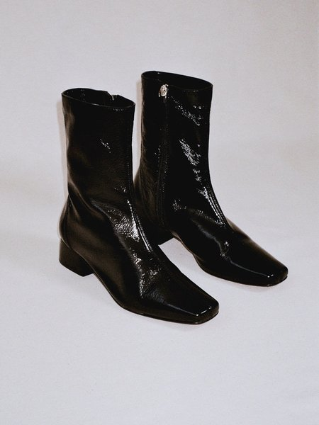 About Arianne Marion Ankle Boots - Deep Black