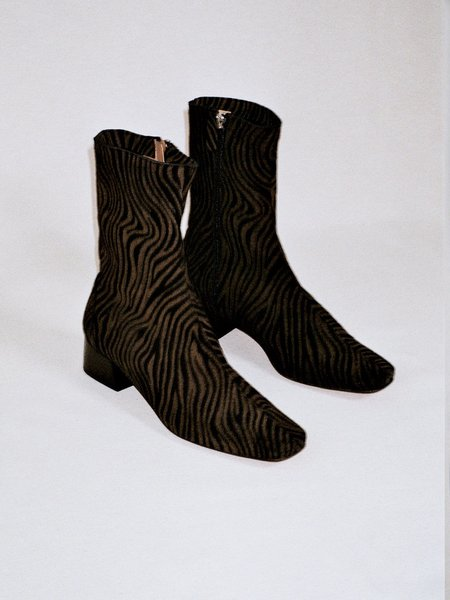 About Arianne Marion Ankle Boots - Zebra