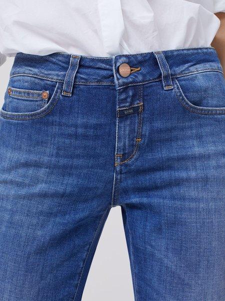 Closed Baker Long Jean - Dark Blue