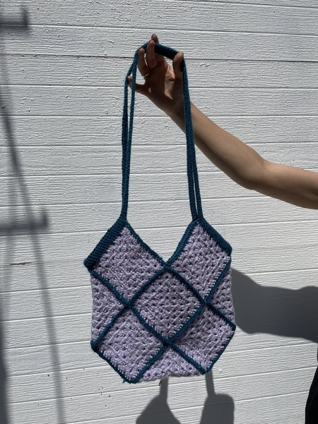 Tailored Totes Crochet Totes - Classic Cools