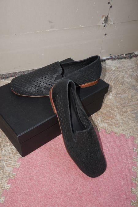 pre-loved Rachel Comey Exchange Loafer - Black