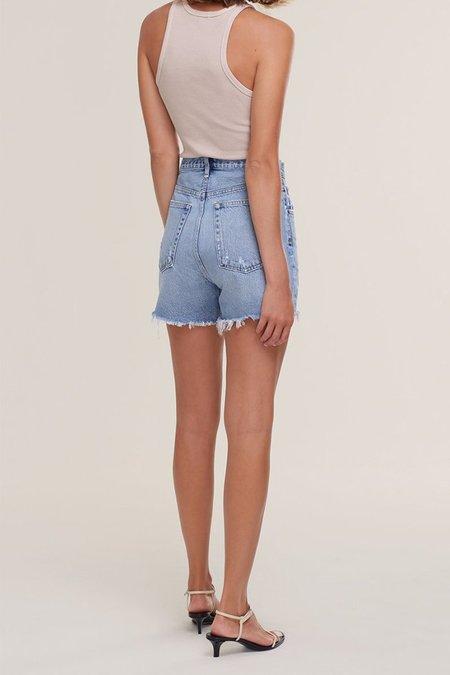 Agolde Riley Shorts - Snapshot