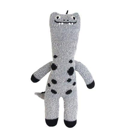 Maximus the Dinosaur Soft Toy - Knit