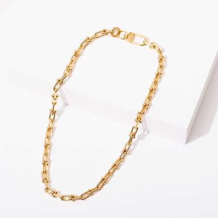 Larissa Loden Jewelry Moira Necklace - Gold