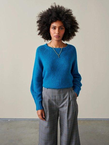 Bellerose Doser Sweater - Ocean