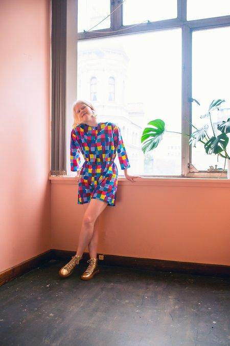 Little Tienda Jumpsuit Rainbow Disco Becki