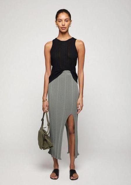 ÁERON Mural Skirt - Grey