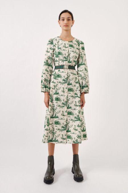 Baum und Pferdgarten Amberley Dress - Prints