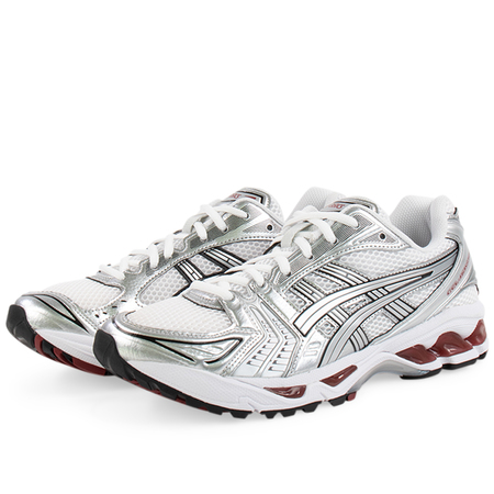 Asics gel-kayano Shoes - White/Pure Silver
