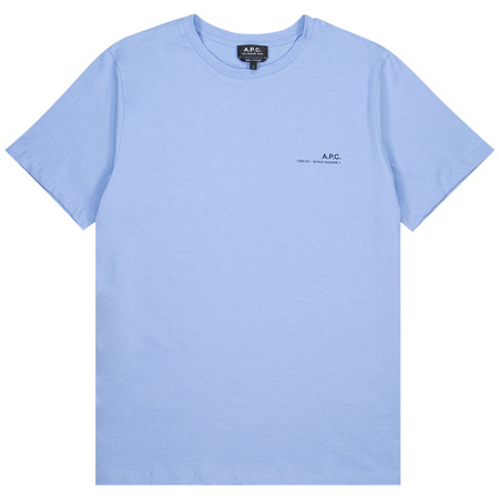 A.P.C. Item T-shirt - Blue