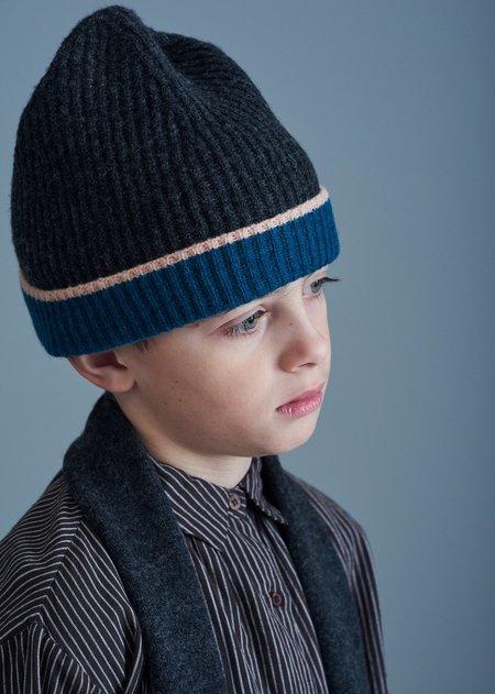 KIDS Caramel Jeter Child Hat - Grey Melange