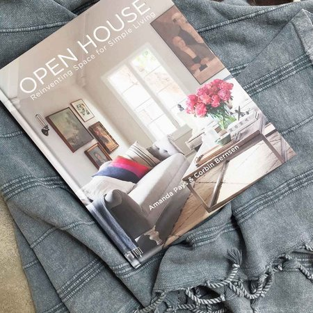 Towel & Book Gift Pack - Open House