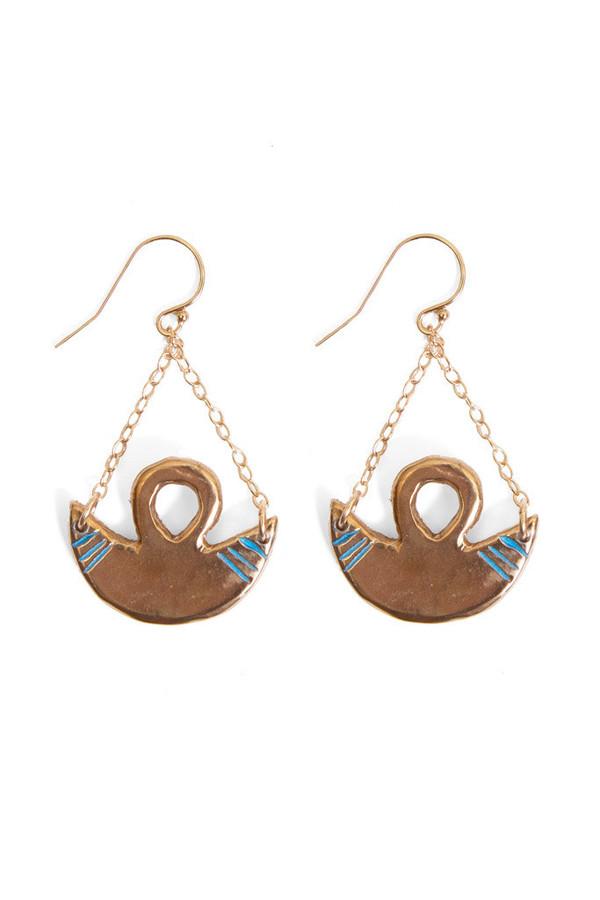 Dea Dia Equilibrium Earrings