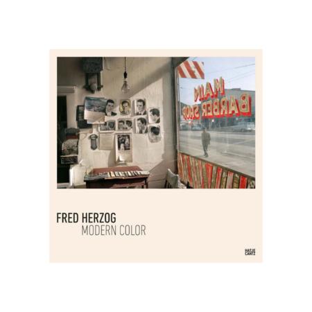 Ingram Fred Herzog: Modern Color Book
