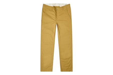 Orslow Slim Fit Army Trouser - Khaki