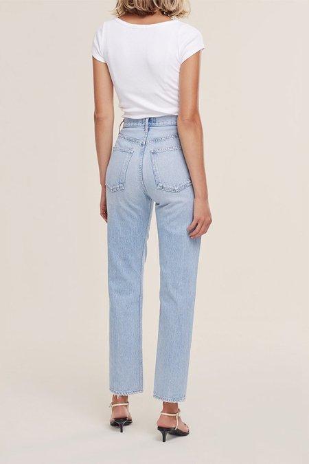 Agolde 90's Pinch Waist Jeans - Flashback