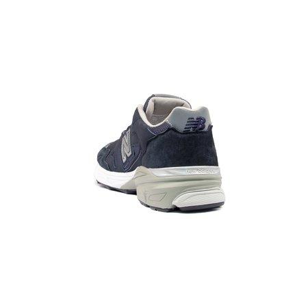 New Balance 920 Suede Sneaker - Navy