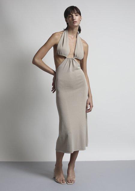 Aya Muse Giada Dress - Sand