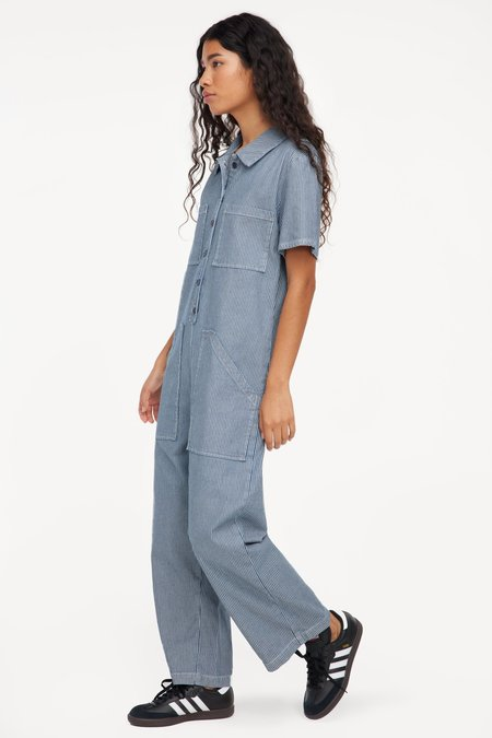 Lacausa Lucky Jumpsuit - Classic Railroad