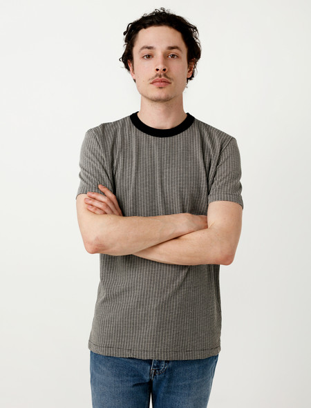 Our Legacy Perfect T-Shirt Tweed Crepe