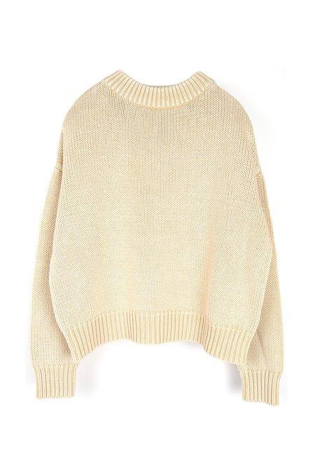 Demy Lee Beth Sweater - Vanilla