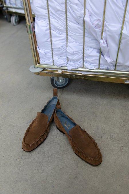 ACT SERIES Caspar M Suede shoes - Brown
