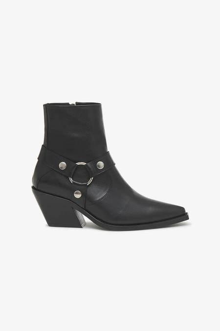 Anine Bing Nash Boots - Black