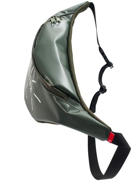 Unisex Undercover Green New Noise Waistbag - Green