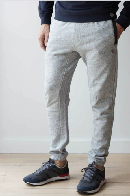 Allview Weekender french terry sweatpants - Lt. Heather Grey