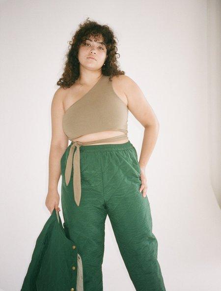 SELVA / NEGRA Miranda Pant - Quilted Zucchini