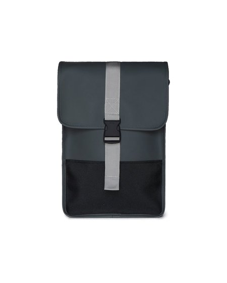 Rains Mochila Buckle Backpack Mini - Slate
