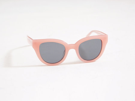 Carla Colour Barton Sunglasses - Blush