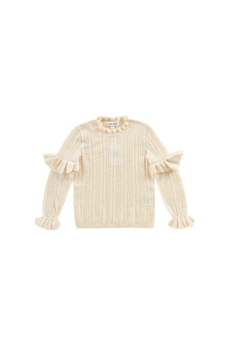 Louise Misha Jevo Sweater - Cream