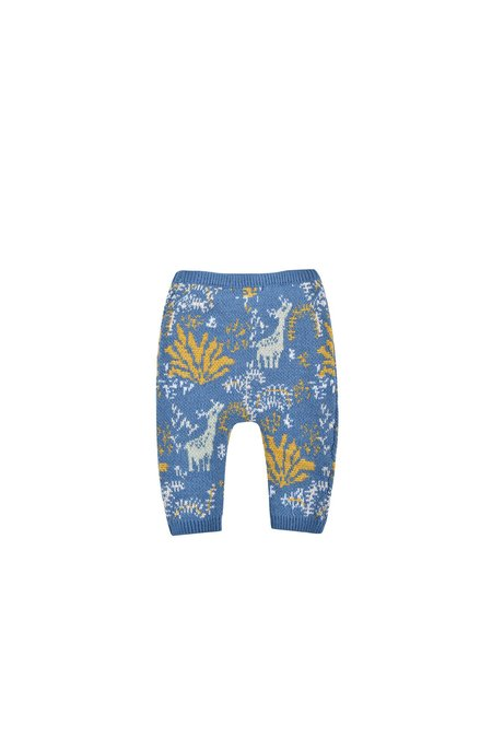 Louise Misha Zulo Pants - Blue Forest