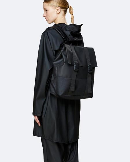 Rains Mochila Bucket MSN Bag - Black