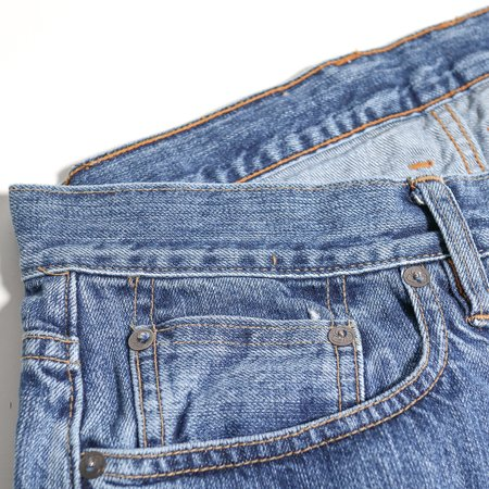 3Sixteen SWCT 101x Jeans - Blue